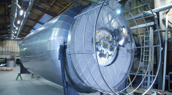 JHStaal Stainless steel pressure storage tank